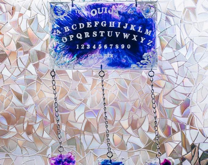 Resin Ouija Board Hanger