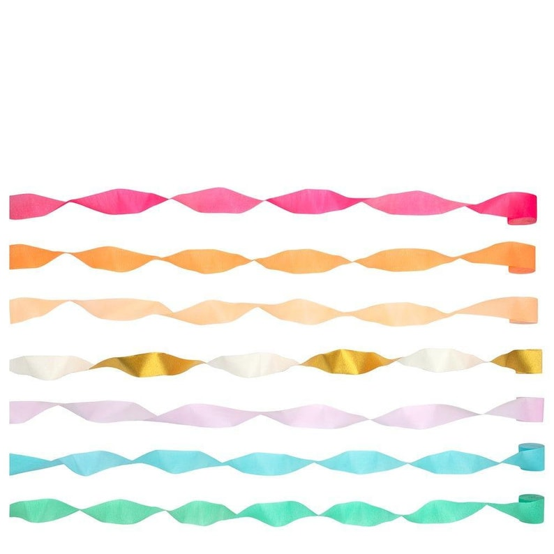 Garlands Birthday Colorful Decorations 1st Birthday Banners Party Streamers Birthday Celebration Party Streamers