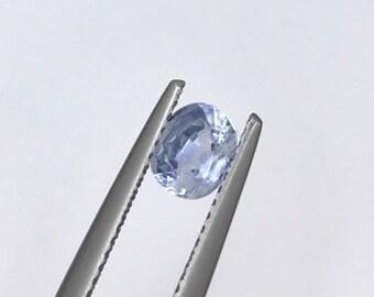 Ceylon light  Blue Sapphire