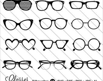 shopping girl sihouettes svg shopping girl clipart etsy Fiji Island All Inclusive Resorts glasses silhouettes svg glasses clipart sunglasses svg cut file dxf use with silhoutte studio cricut instant download