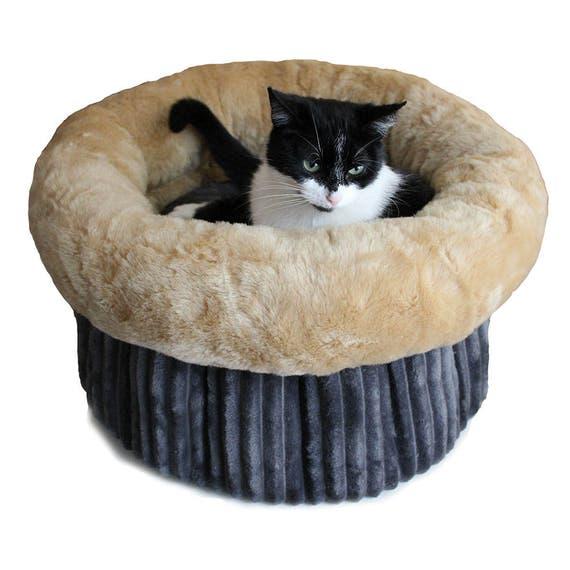 Unieke Kattenmand Hondenmand Katten Bed Cupcake Katten Meubel Etsy