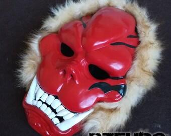 Black Dog 黒狗 Mask Tokyo Ghoul 東京喰種 Anime 入見 カヤ Irimi Kaya