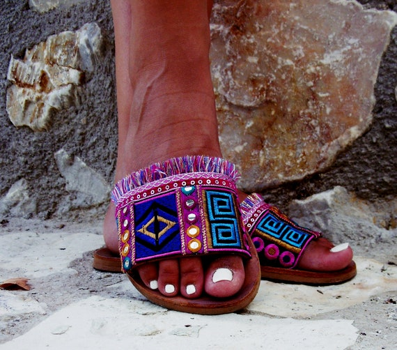 Ethnic sandals leather sandals Ethnic leather sandals Ethnic leather Ethnic sandals Ethnic leather rxrPTFwAq