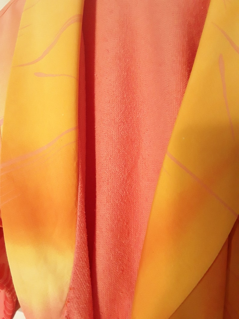 Vintage Louis Feraud robe  dressing gown
