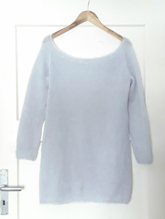 Mohair sweater / tunic