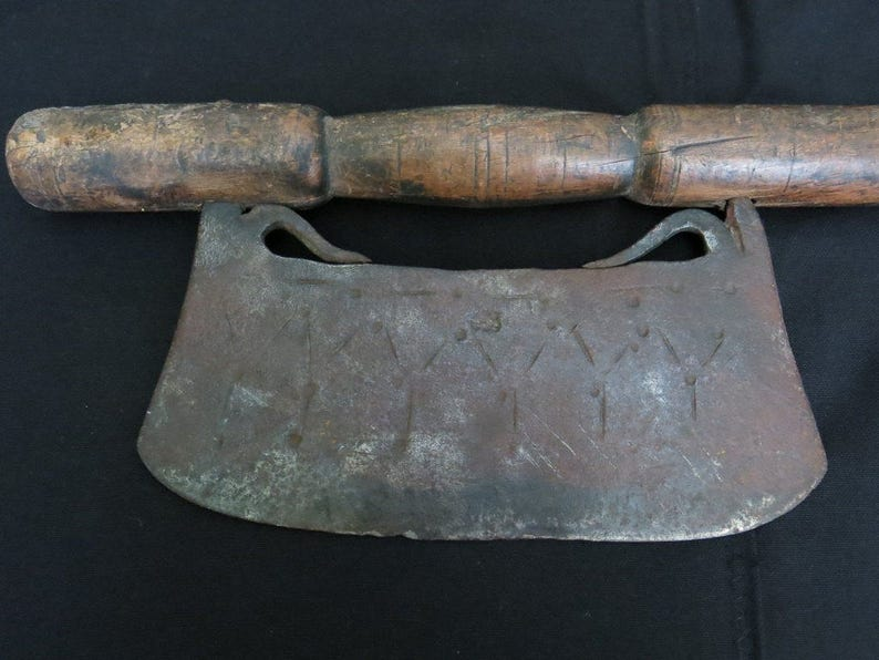 Vintage Ottoman axe for collectors
