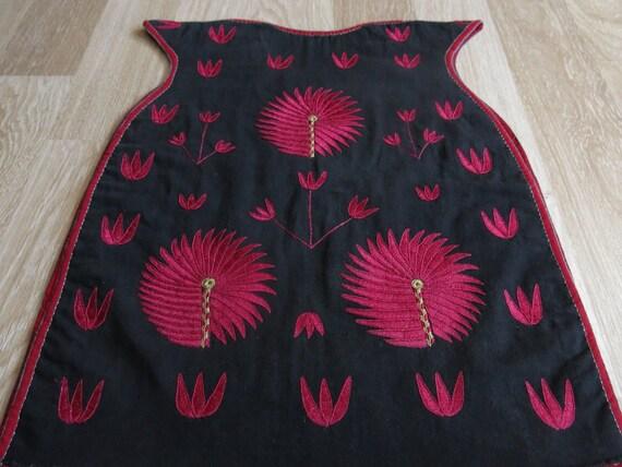 Turkmen Arabachi child dress