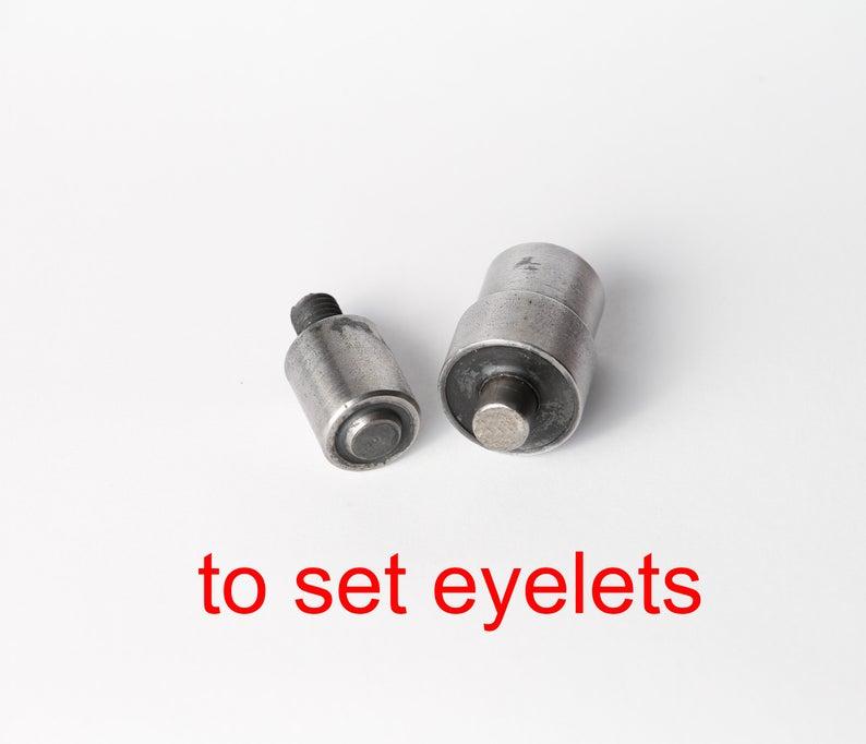 Crafts 6mm Snap Fastener Eyelet Press Button Die Mold for