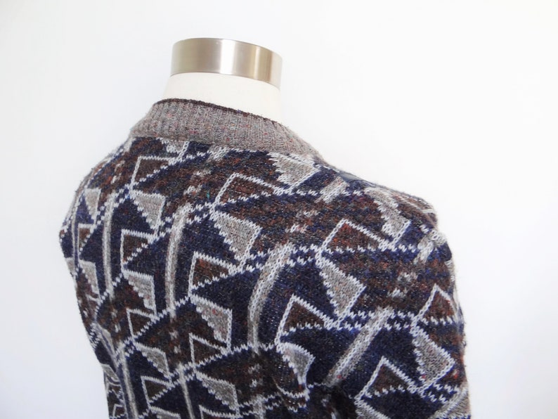 Gifts For Men Men/'s Large Chunky Sweater Men/'s Sweater Vintage Menswear Mens Clothing Festival Menswear Vintage Jumper