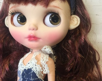 Ashley, OOAK Custom Blythe Doll