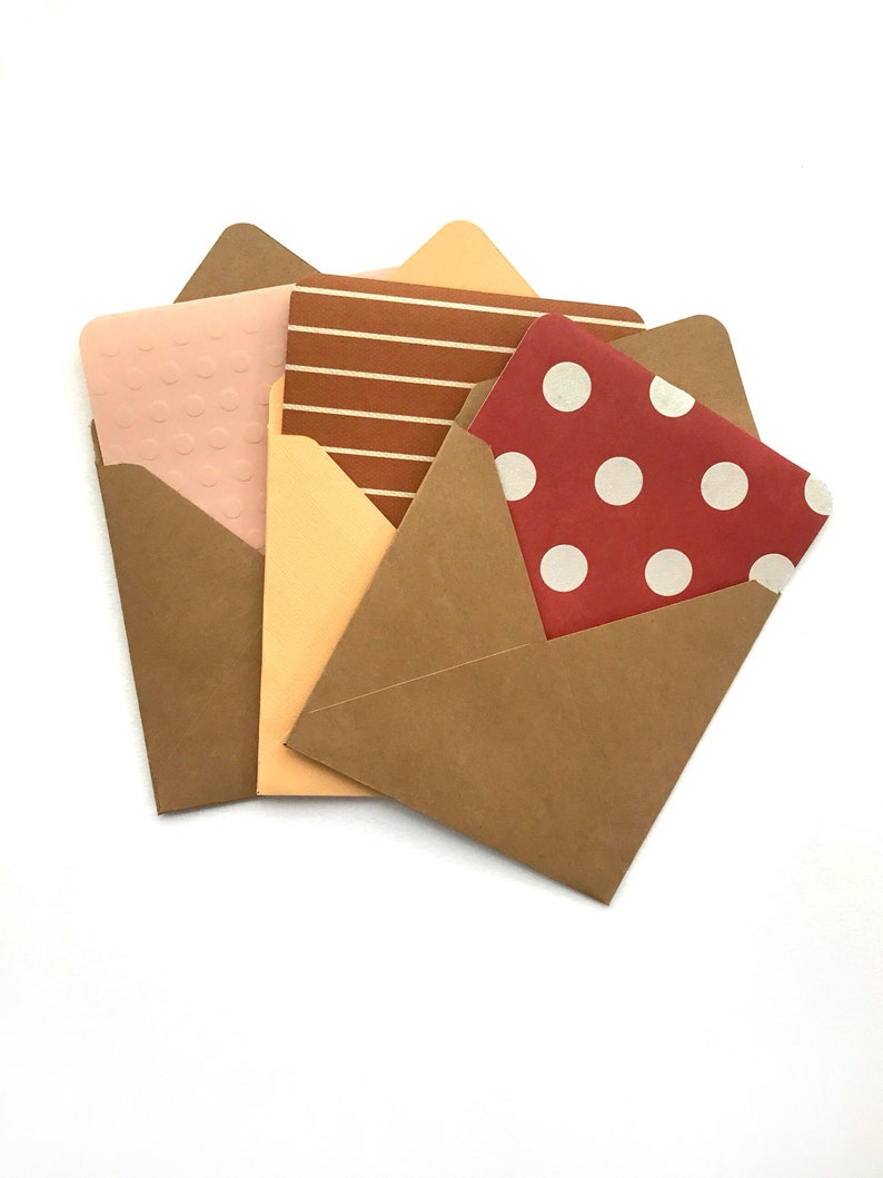 fall stationery set Assorted fall greeting cards cute blank note cards blank autumn just because cards square stationary envelopes