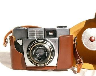 Agfa Silette F 35mm Camera, Vintage Camera, 35mm Film Camera, 1960s Camera, Viewfinder Camera, Agfa Camera