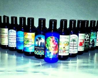 16 oz organic shampoo or conditioner vegan shampoo vegan conditioner organic conditioner sulfate free shampoo cruelty free shampoo