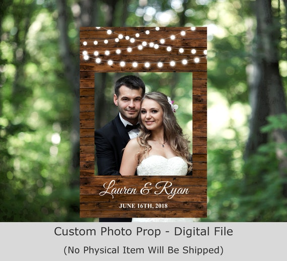 Wedding Photo Props Ideas: Rustic Wedding Photo Booth Props Wedding Photo Props Photo
