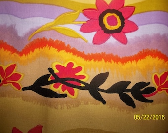 Nel Whitmore Happy Go Lucky Polly Poppit 100% Cotton Fabric #53