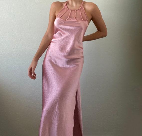 Vintage Victoria's Secret Gold Label Dress