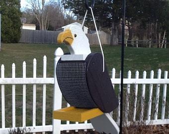 Handcrafted Eagle Bird Feeder