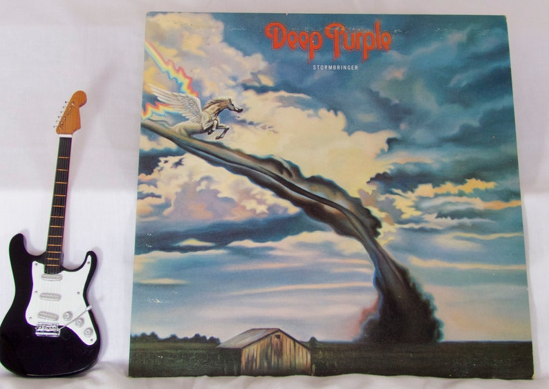 New Vinyl LP Import Canada Deep Purple Battle Rages on