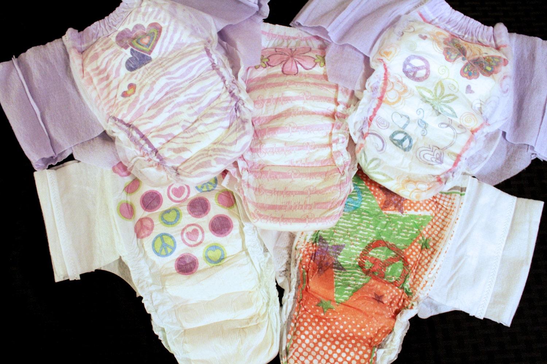 Goodnights Bedtime Underwear Diapers Size Xl Xxl Fits 120