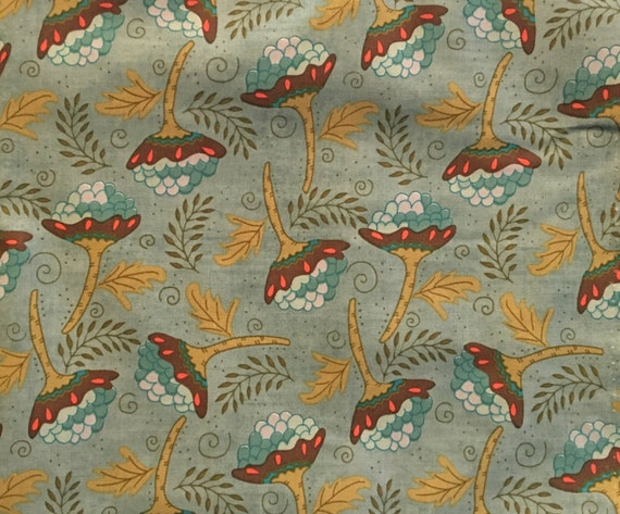 By The HALF YAR Hummingbird Garden By Sadie For Clothworks   Etsy