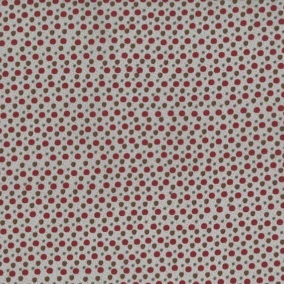 Pattern #2286-003 Earth Brown Twede Texture Basic Time with Friends by Lynette Anderson for RJR Fabrics By The HALF YARD
