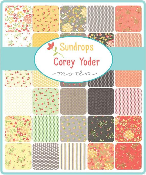 29006 26 Pink MODA Fabric ~ PRAIRIE  ~ by Corey Yoder by 1//2 yard