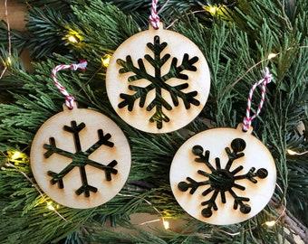 Ornaments // Snowflakes