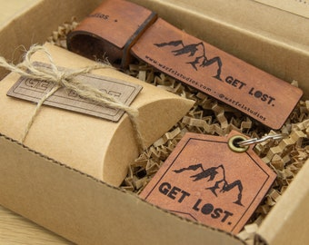 Get Lost Gift // Adventure Gift Box