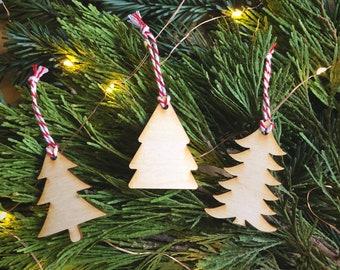Ornaments // Trees