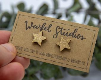 Twinkle Little Star Studs