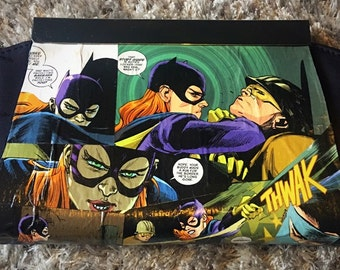 Comic book handbag