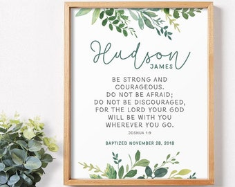 Baptism Quotes Etsy