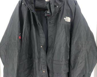 fe06a97f72 Vintage THE NORTH FACE Gore-Tex Xcr Summit Series Jacket Mens Medium North  Face Black Jacket Hoodie North Face Jacket Bomber Size M  A890