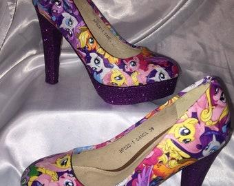 27260806a0f0 My Little Pony shoes   heels      uk sizes 3-8