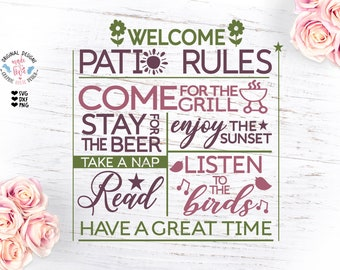 Welcome Signs svg