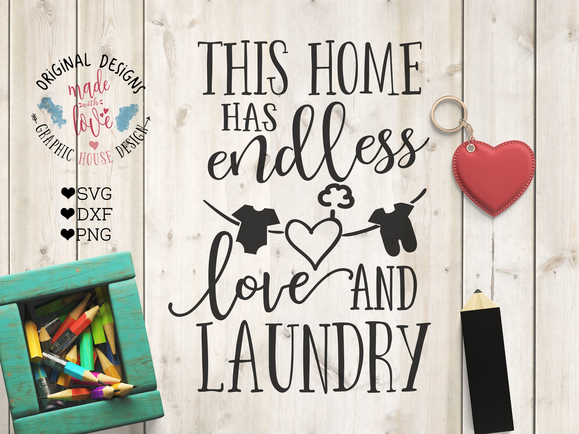 Download Laundry svg file Laundry Cut File and Printable This Home ...