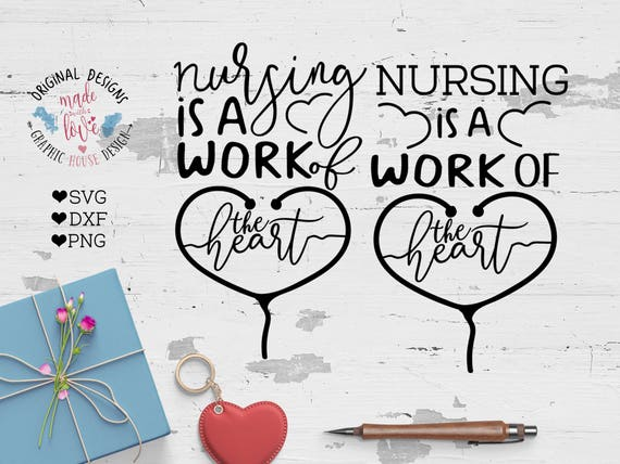 Nurse Quotes Inspiration Nurse Svg File Nursing Svg File Nurse Quotes Nursing Is A Etsy