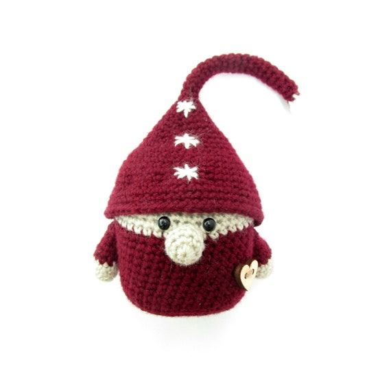 Gnome häkeln Weihnachten im Juli skandinavischen Amigurumi in   Etsy