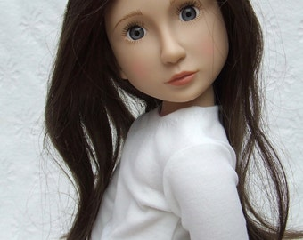 Long Sleeved T-shirts for A Girl for All Time Dolls by A Message for Matilda