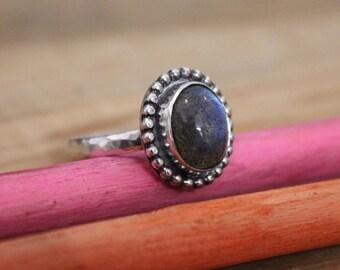 Opalite Gemstone Ring