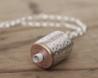 Time Capsule Necklace