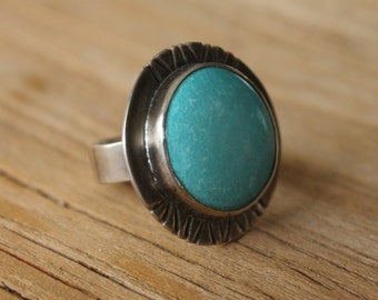 SIZE N - TURQUOISE SHEILD