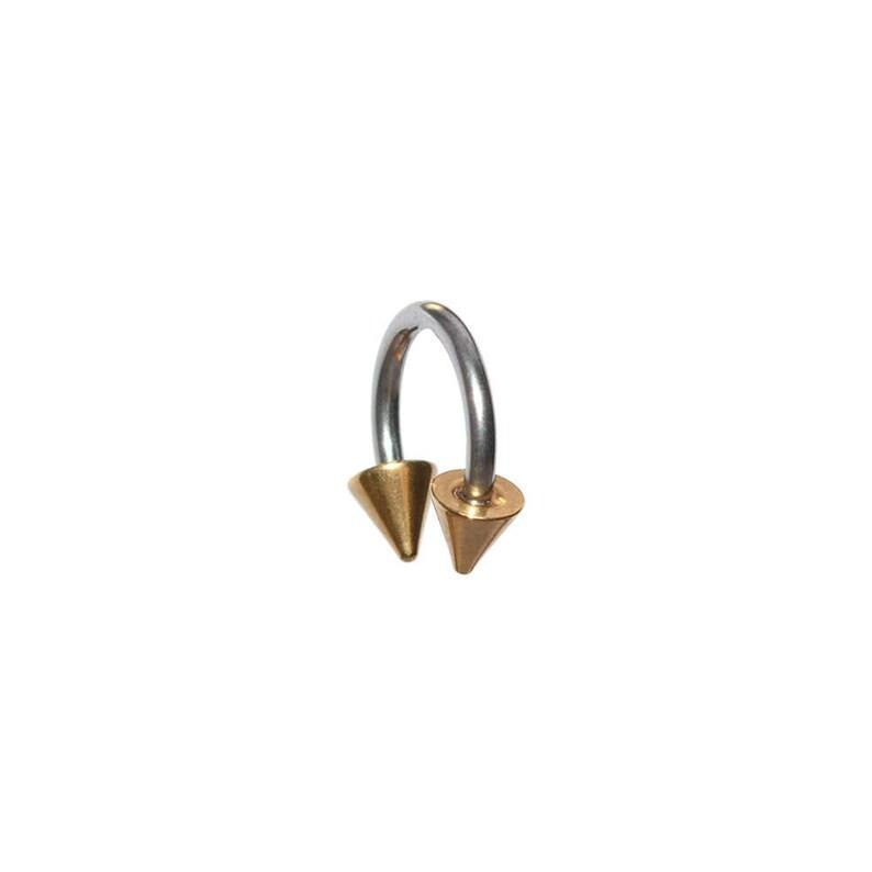 Nipple Piercing Nipple Jewelry Septum Piercing Conch Earring Septum Ring Hoop Surgical Steel Nipple Ring 14g  Body Piercing