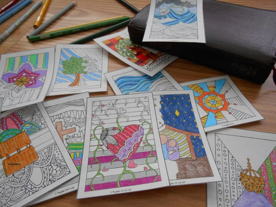 lds tithing coloring page – XyzColoring | 427x570
