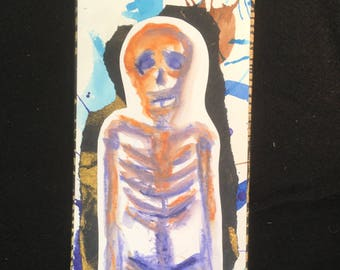 Skelly Tablet: Color Splash