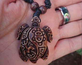 HAWAIIAN TURTLE NECKLACE great for kids