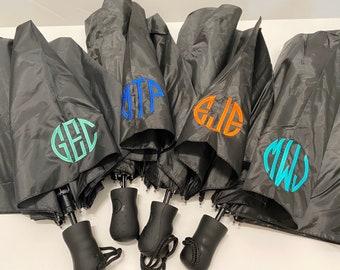 Monogrammed Umbrellas / Rain Umbrella / Personalized Umbrellas / Monogrammed Rain Umbrella / Umbrellas / Rain Umbrella