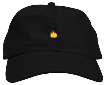 e3cb43afb6b Key Emoji Dad Hat Baseball Cap Low Profile