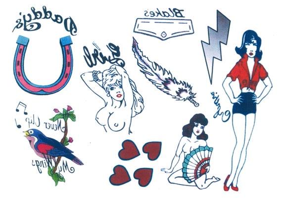 Amy Winehouse Tymczasowe Tatuaże Tymczasowe Tatuaże Fałszywe Tatuaże Pomysły Na Halloween Amy Winehouse Tatuaż