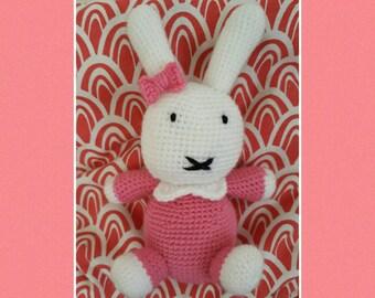 Classic Miffy Amigurumi Crochet Kit - Stitch & Story | 270x340
